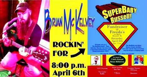 Brian McKelvey 4-6-19