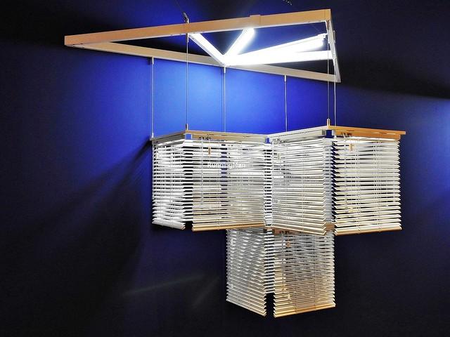 Sol LeWitt Upside Down Cubes By Haegue Yang