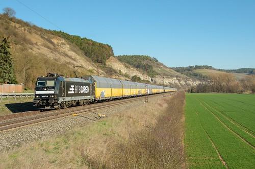 RTB Cargo 185 572, Karlstadt