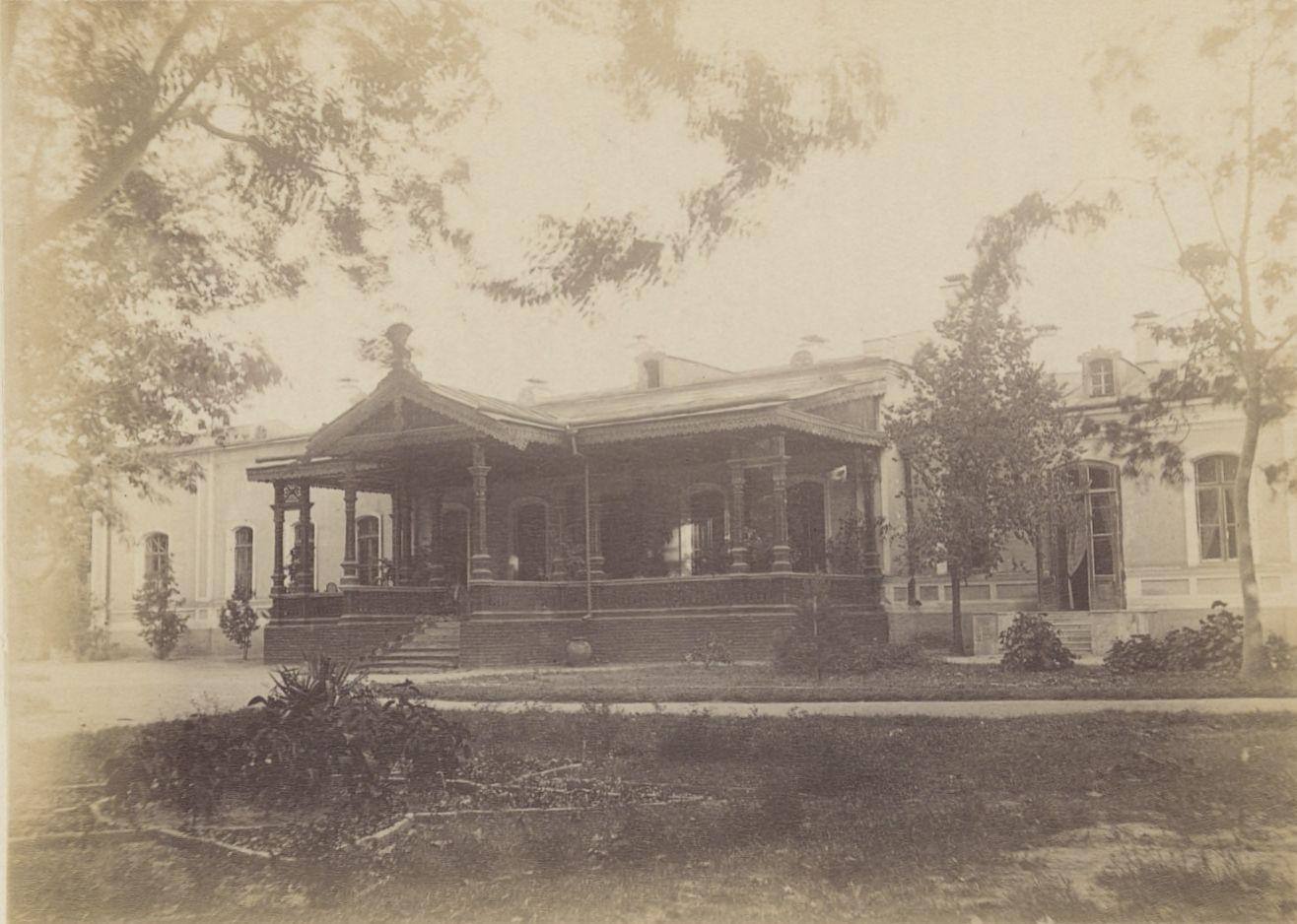 11.Самарканд. Резиденция генерал-губернатора