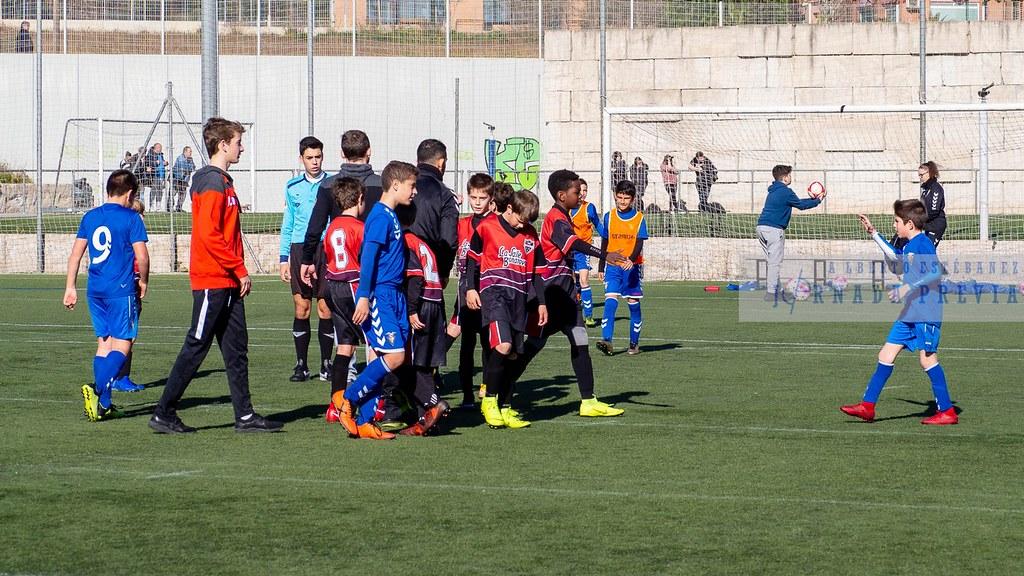 Alevín F FF Badalona - La Salle Bonanova