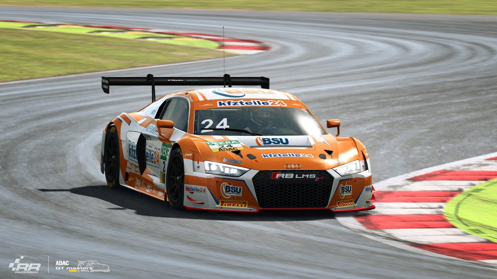 RaceRoom 2018 ADAC GT Audi 4