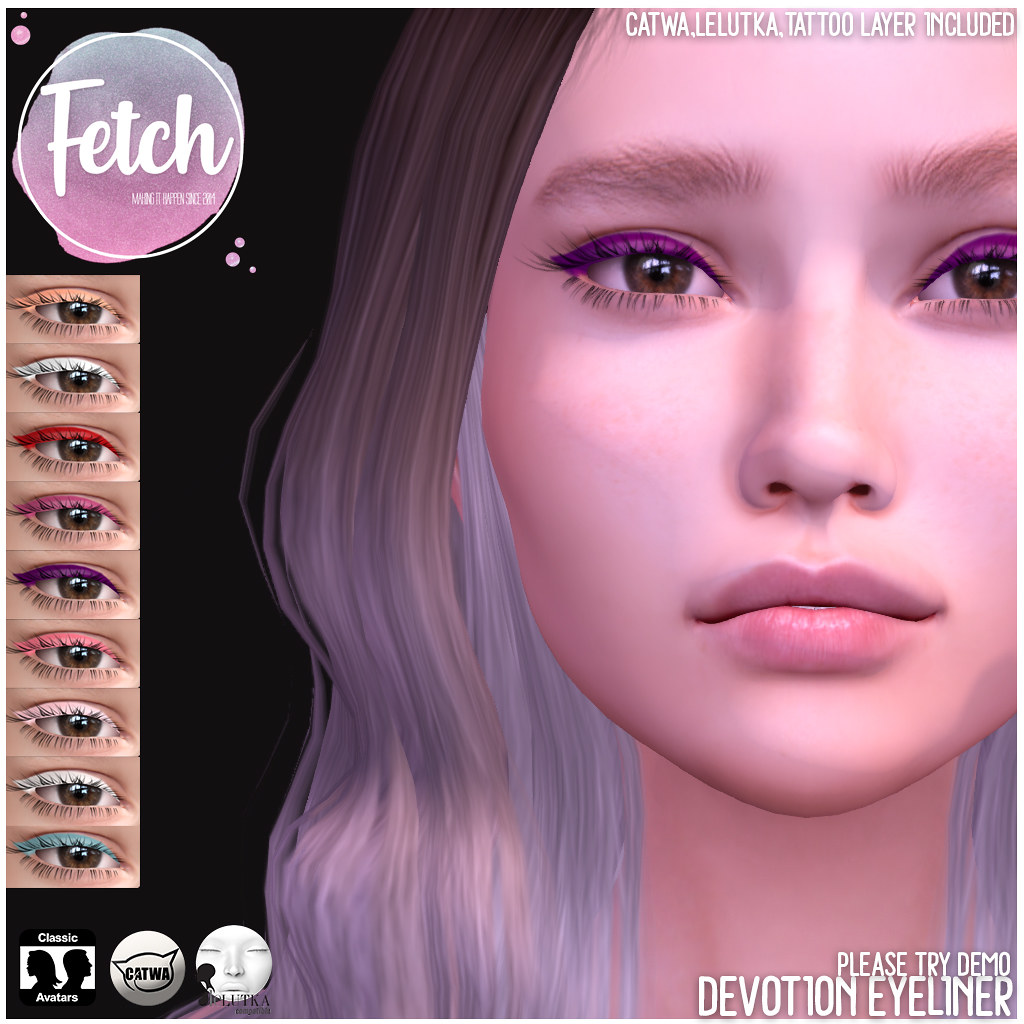[Fetch] Devotion Eyeliner @ XOXO