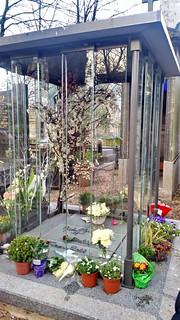 59 - Paris - Février 2019 - cimetière du Montparnasse, France Gall et Michel Berger