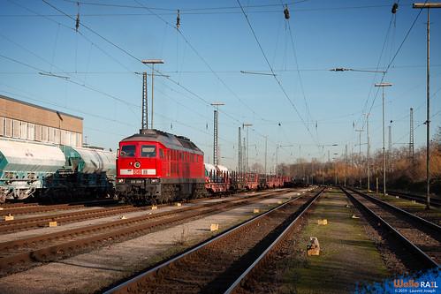 232 209 db cargo oberhausen osterfeld 14 fevrier 2019 laurent joseph www wallorail be