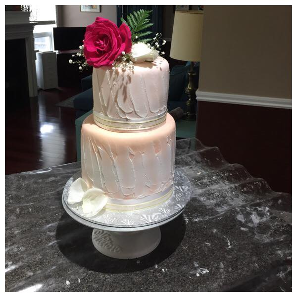 Cake by Lady Girl Cakes