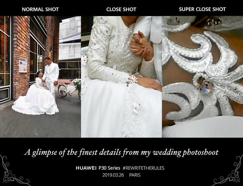Pandang Pertama Gambar Pra-Perkahwinan Fasha Sandha dan Aidil Aziz