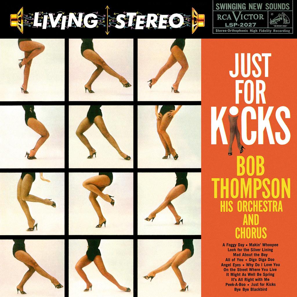 Bob Thompson - Just for Kicks