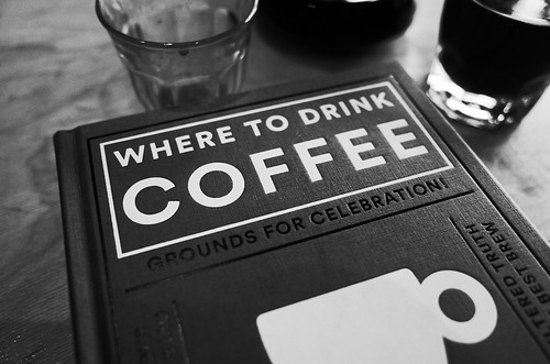 """'Where to drink coffee"""""""