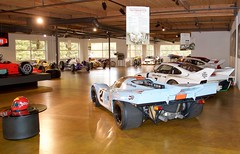 Upstairs Canepa shop racing car Museum DSC_0979