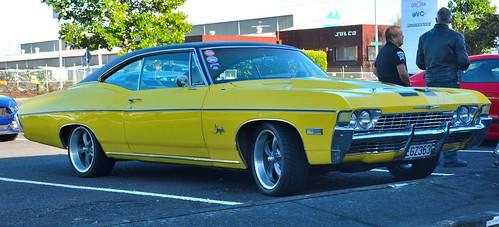 1968 Chevrolet Impala Coupe