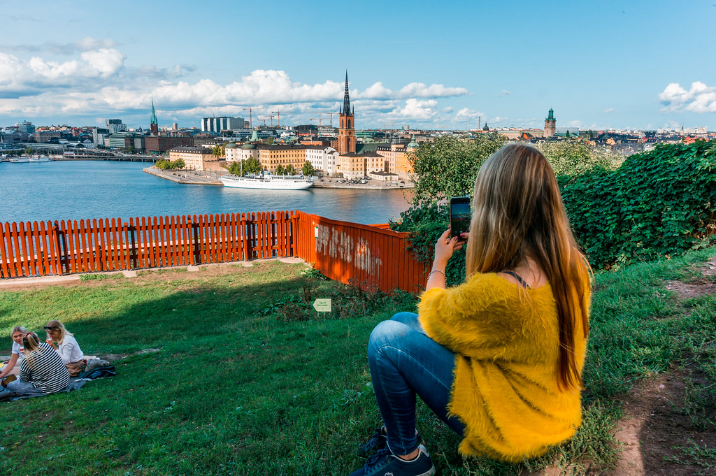 Stockholm Ivar Loss park