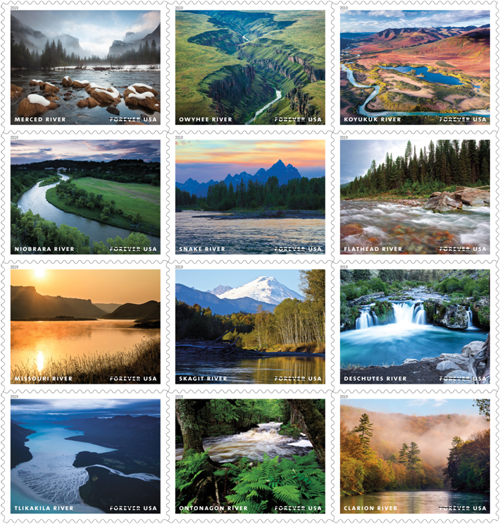 Wild and Scenic Rivers - TBD 2019