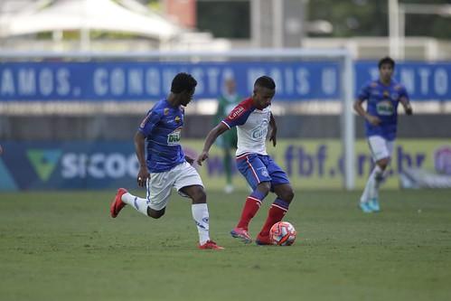 Bahia 3x0 Jacobina - Campeonato Baiano - 10/02/2019