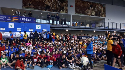 Championnat de France athlétisme indoor Février 2019