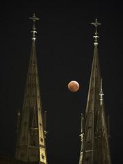 Uppsala-Blood moon 190121