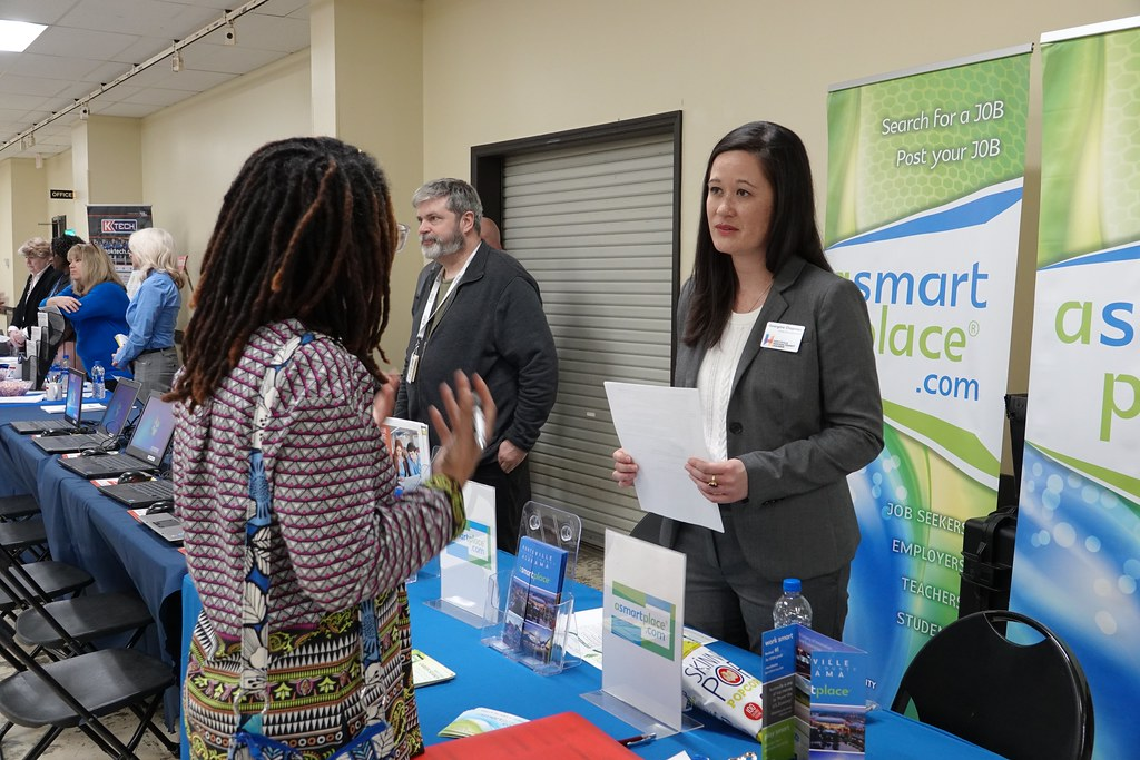 Second Chance Job Fair - 112