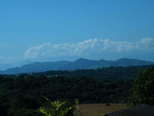 20090601 171 1111 Jakobus Wolken Wald Pyrenäen