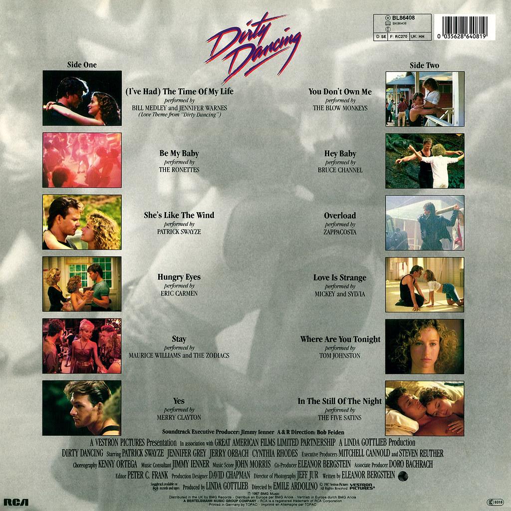 Various Artists - Dirty Dancing