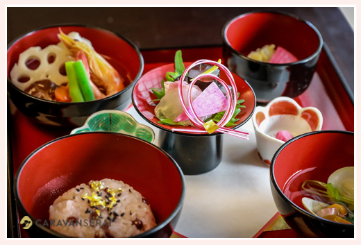 お食い初め料理(膳)100日祝い 木曽路 愛知県瀬戸市