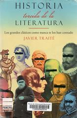 Javier Traité, Historia torcida de la literatura