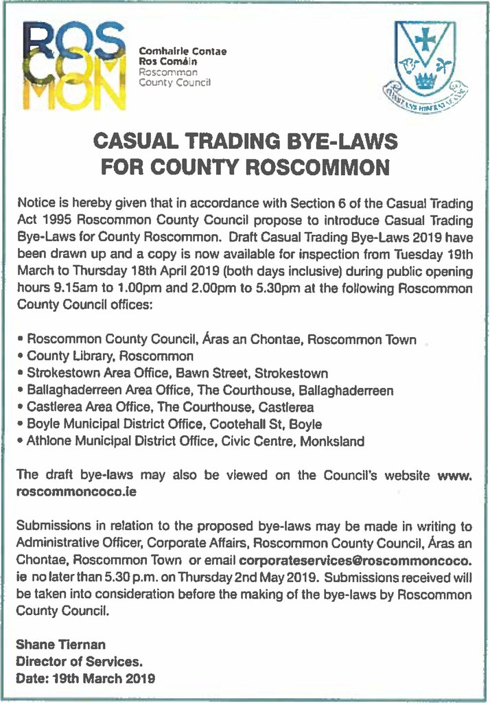 Trading Laws
