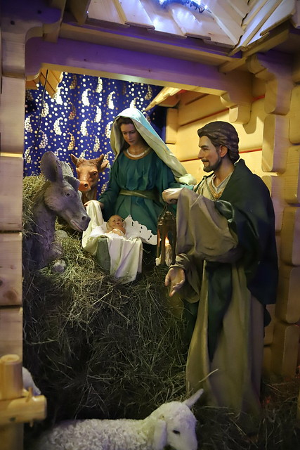 Uroczystość Narodzenia Pańskiego w Sanktuarium MB Fatimskiej na Krzeptówkach | Abp Marek Jędraszewski, 25.12.2018
