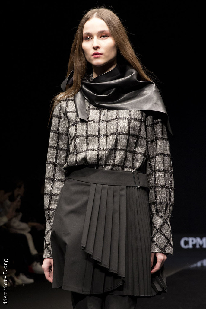 DISTRICT F — Collection Première Moscow AW19 — CPM Beatrice B hr653