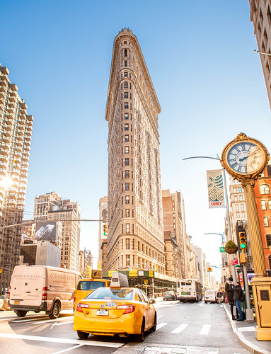 The Flatiron Building - New York City 2018 | by Anthony Quintano