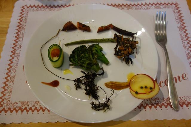愛詩蔬食餐館(4)