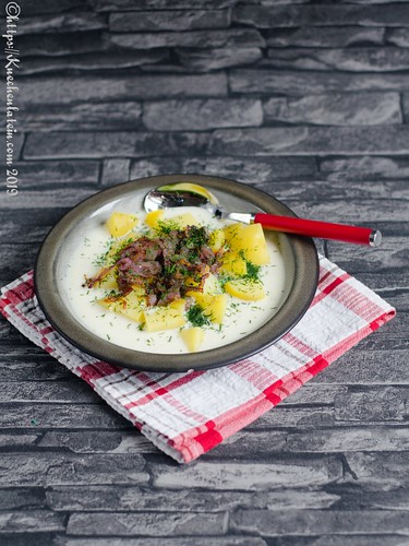 Buttermilch-Kartoffelsuppe (1)