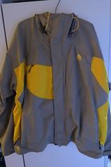 lyžařská bunda Nike ACG s reeco vyhledávačem - titulní fotka