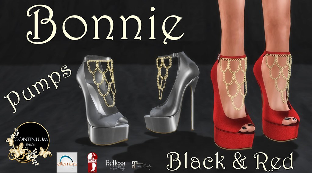 Continuum Bonnie Pumps