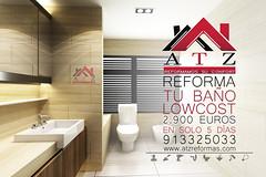 La reforma de baño más económica de Madrid