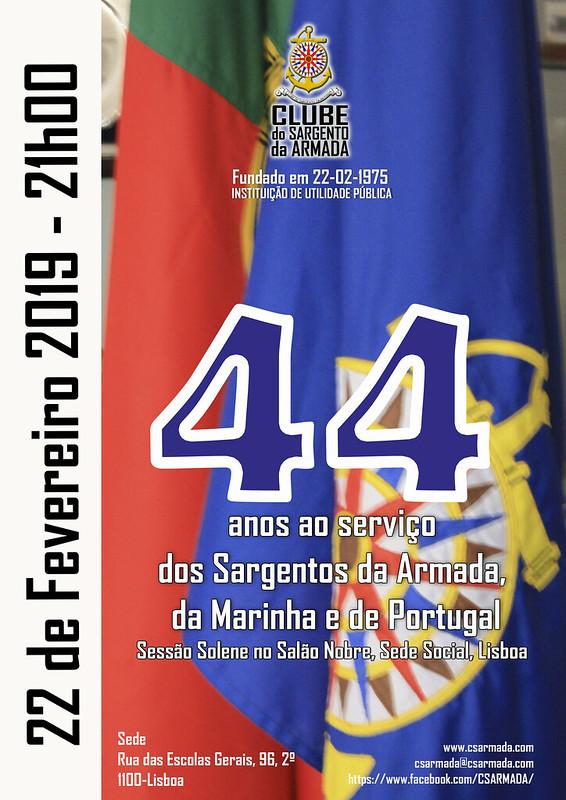 A4 - Cartaz 44º Aniversário