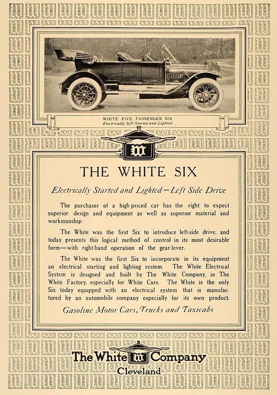 1913 White Six