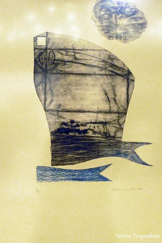 Картина Изабелы Матош