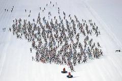 Laufařský seriál v neděli čeká bruslařský Engadin Skimarathon
