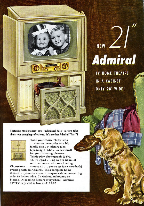 Admiral 1952