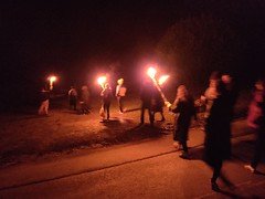 Open Space: Torch Walk
