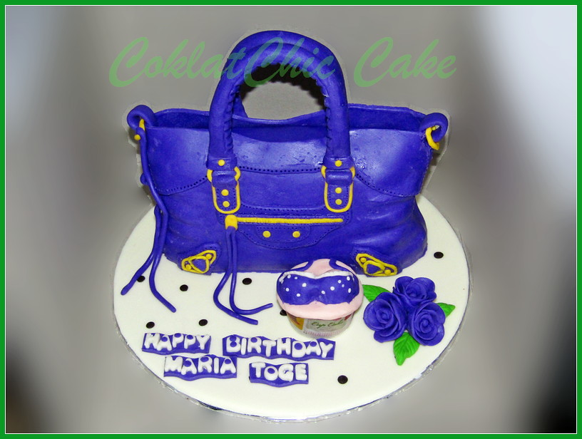 Cake Branded Bag Maria 15 cm