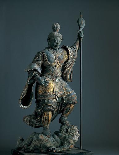Image 1 - Standing Jikokuten