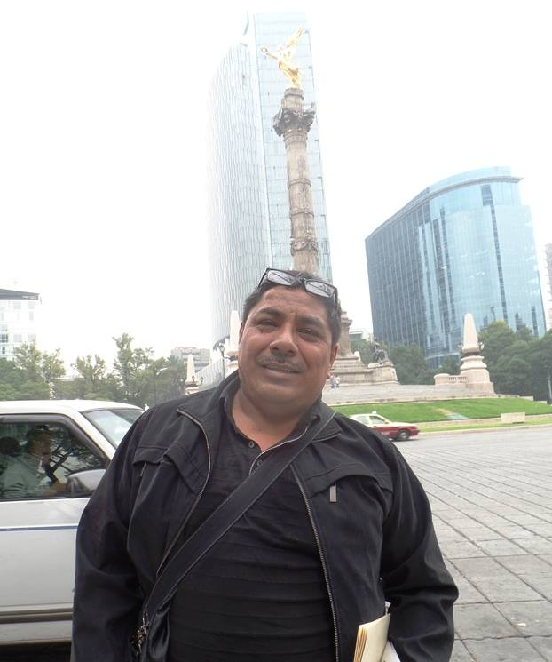 Journalist Jesús Hiram Moreno
