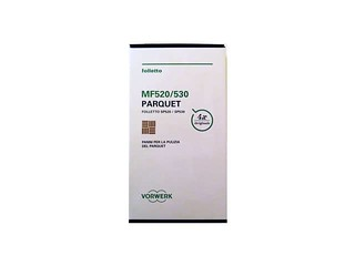 Set parquet originale MF520-530 Vorwerk Folletto