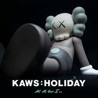 《KAWS:HOLIDAY》台灣 全長36公尺!超巨大COMPANION 即將登陸台北中正紀念堂!!展覽情報&限定品資訊公開