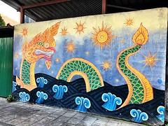 #streetart #bangkok #urbanhiking