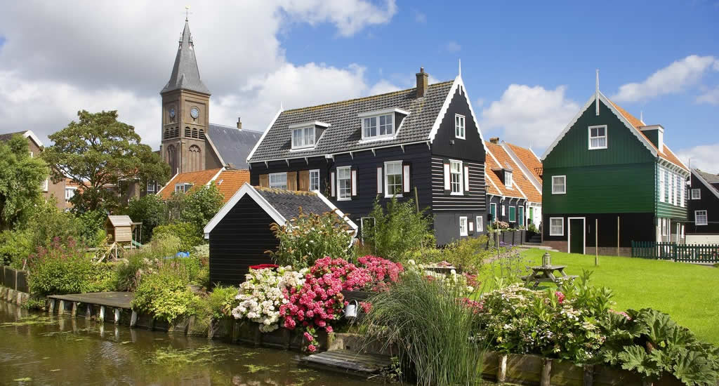 Canals The Netherlands: Marken | Your Dutch Guide
