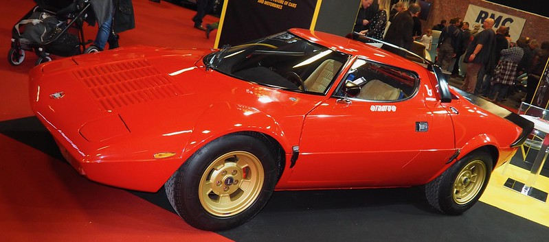 "Lancia Stratos ""stradale"" - Retromobile Paris 2019  40076062763_59be76bfba_c"