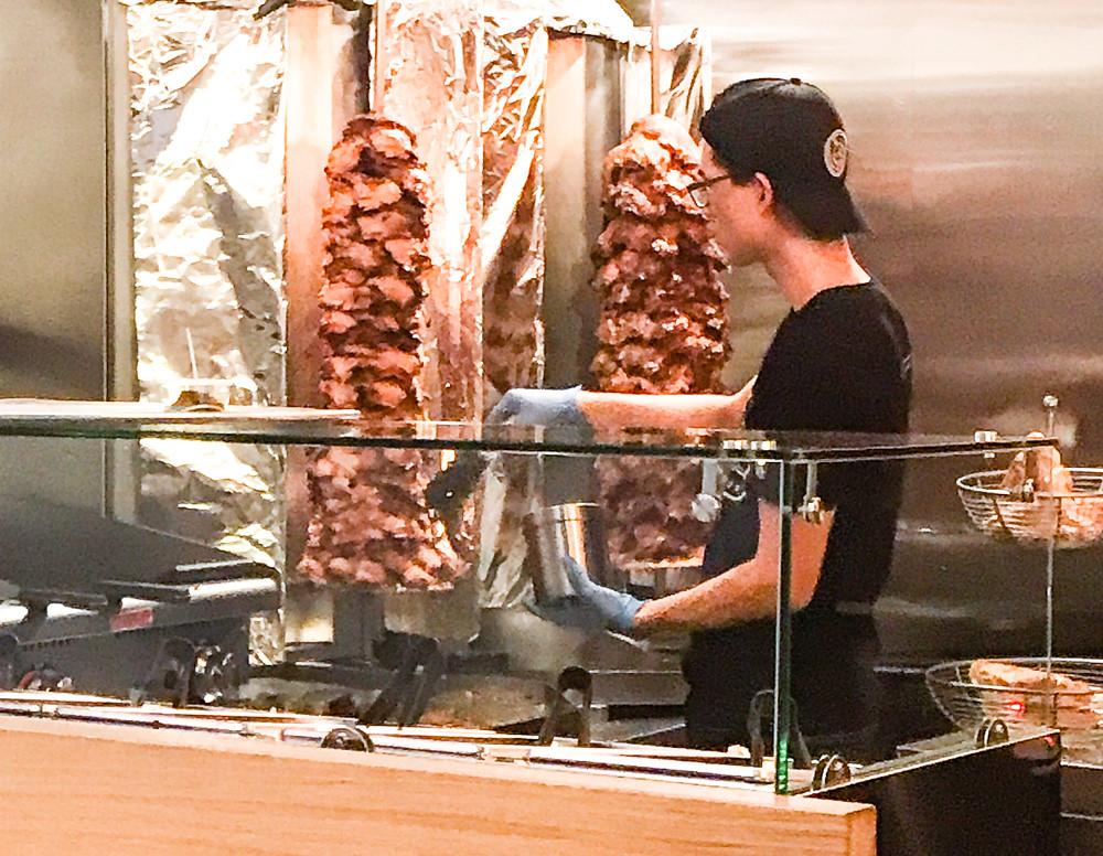 Kebab LR