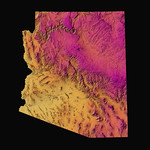 Arizona Elevation